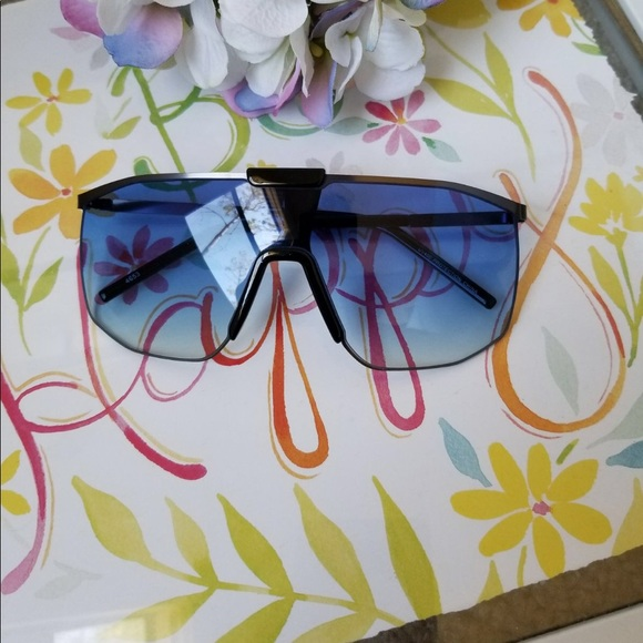 ce00dc7edbe7 Mesh Wire Round Sunglasses Women Brand new